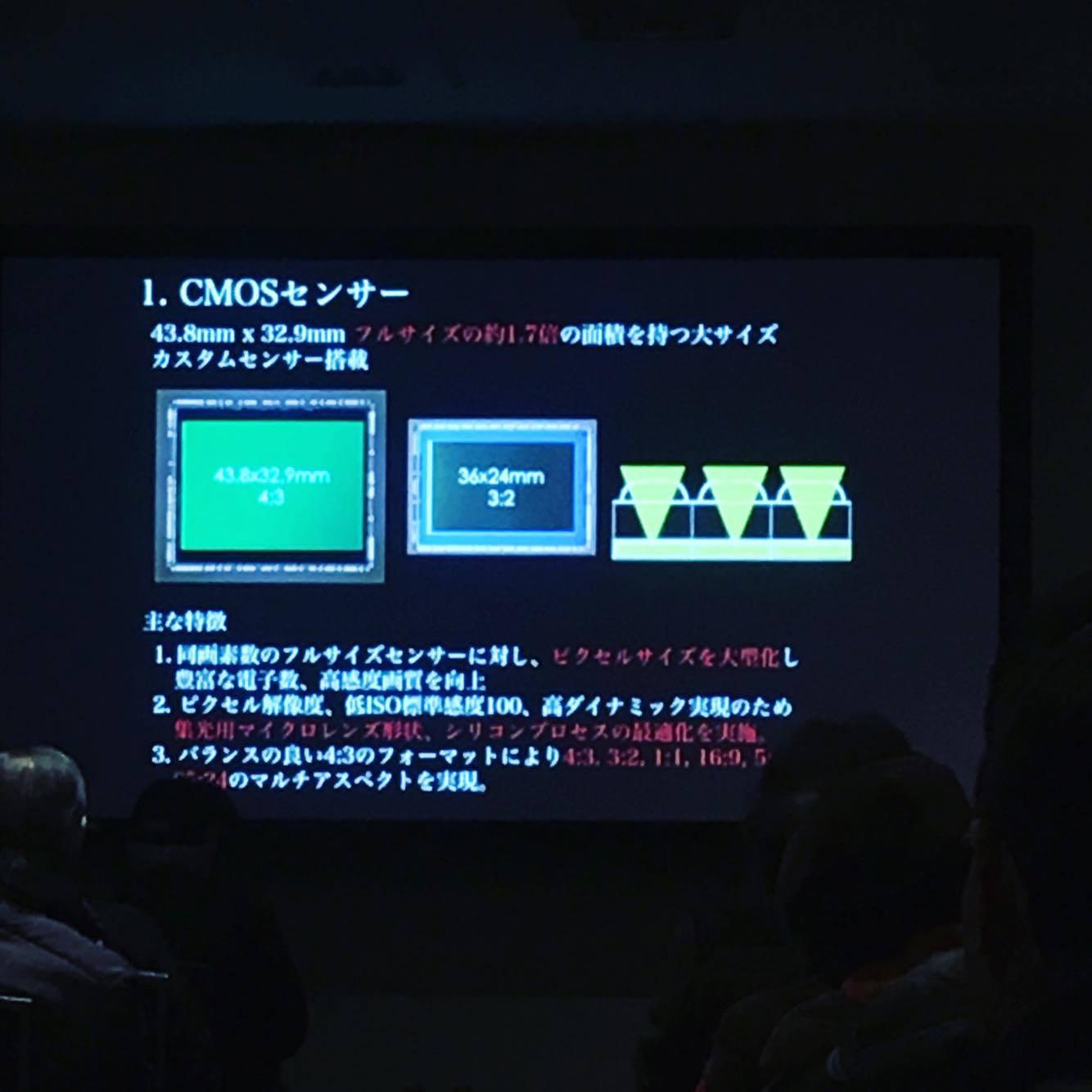 センサーについての説明画面