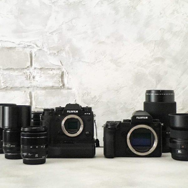 新しいカメラ