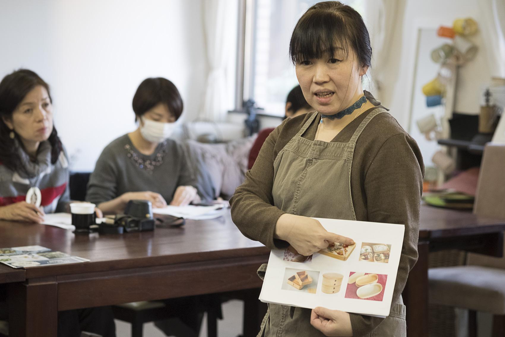 和食のいろはを優しく解説してくれます。