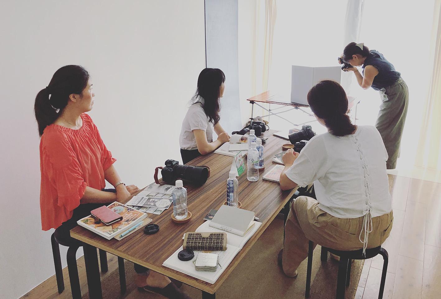 料理写真教室