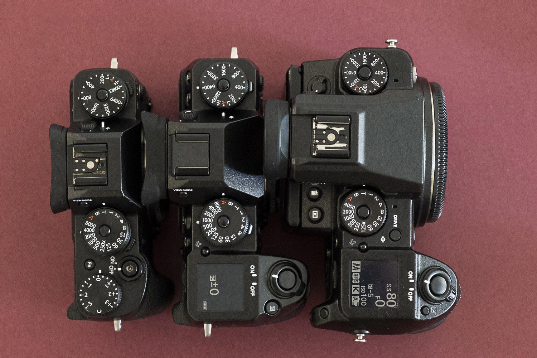 T2 H1 GFX50S
