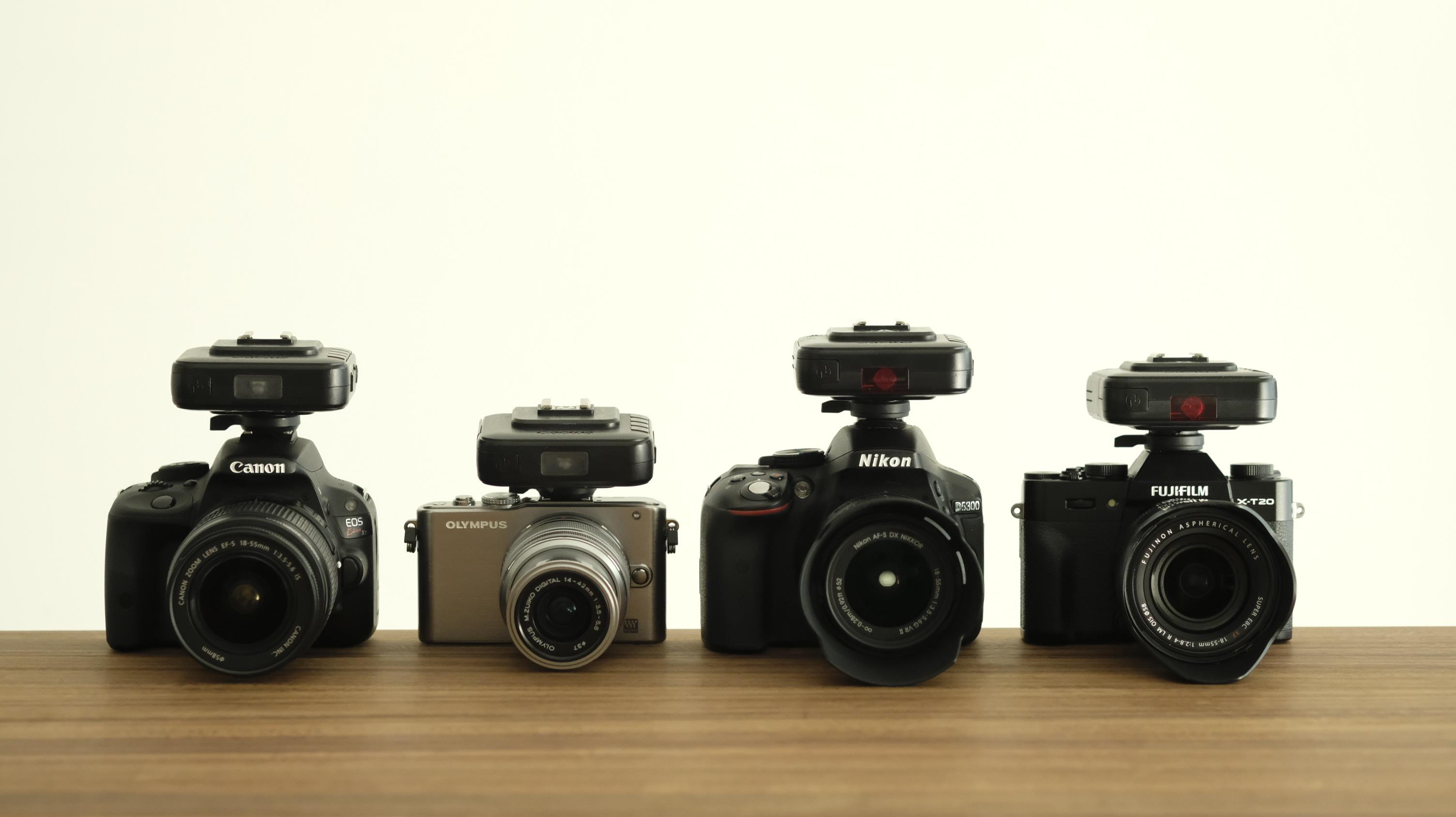 カメラ各種